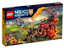 LEGO - LEGO Nexo Knights 70316 Jestrove hrozivé vozidlo