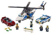 LEGO - Honička Ve Vysoké Rychlosti