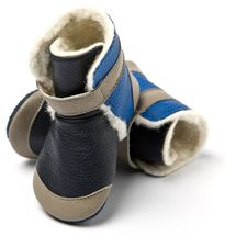 Liliputi - Kozačky Yukon Grey - velikost S (6-12 měsíců)