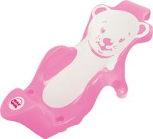 OK BABY - Lehátko do vaničky Buddy ružová 66