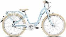 PUKY - dětské kolo SKYRIDE 24-3 Alu light Classic modrý