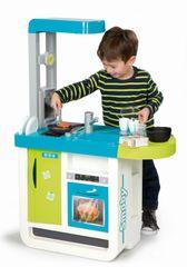 SMOBY - 310900 Kuchyňka Bon Apetit Chery elektronická modro-zelená