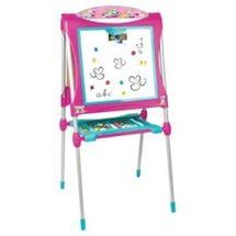 SMOBY - 410102 Magnetická oboustranná tabule Ultimate růžová