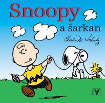 Snoopy a šarkan - Charles Schulz