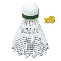 SPOKEY - AIR TEC- Míčky na badminton 6ks nylonové
