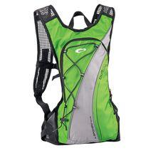 SPOKEY - BUFFALO Cyklistický a běžecký batoh zelený 2l, voděodolný