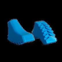 SPOKEY - CALLOUS-Koncovky holí modré NORDIC-WALKING