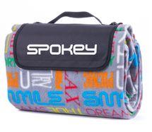 SPOKEY - PICNIC POP  Pikniková deka s popruhem 180 x 210 cm