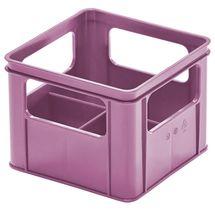 THERMOBABY - Box na široké kojenecké láhve - růžová