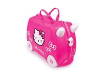 TRUNKI - Kufřík + odrážedlo Hello Kitty