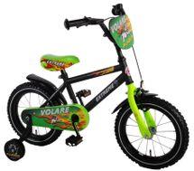 """VOLARE - Dětské kolo, Extreme 14 """", Black / Green"""
