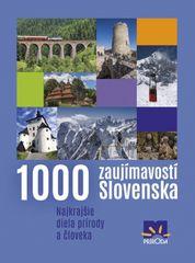 1000 zaujímavostí Slovenska, 4. vydanie - Ján Lacika
