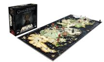 4D CITYSCAPE - 4D Puzzle - Hra o Trůny (Game of Thrones) Westeros
