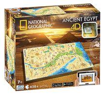 4D Cityscape - 4D Puzzle National Geographic Starověký Egypt