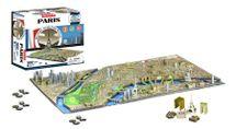 4D CITYSCAPE - 4D Puzzle - Paríž