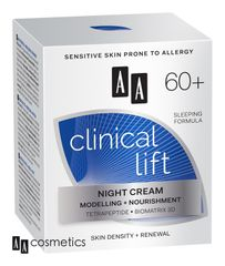 AA - Clinical Lift NOČNÍ KRÉM 60+ 50 ml