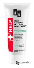 AA - Help Acne Aktivní hydratační a zmatňující krém 40 ml