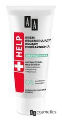 AA - Help Acne Zklidňující a regenerující krém 40 ml