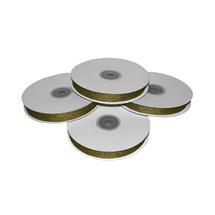 ALIGA - Stuha brokátová 6mm tmavě zlatá