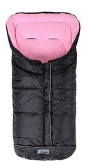 ALTABÉBÉ - Fusak zimní Easy Lux černo - růžová
