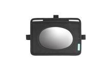 APRAMO - Zpětné zrcátko do auta 2v1 Black