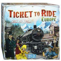 ASMODEE - ADC Blackfire Společenská hra Ticket to Ride Europe
