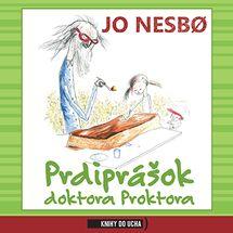 Audiokniha - Prdiprášok doktora Proktora - Jo Nesbo