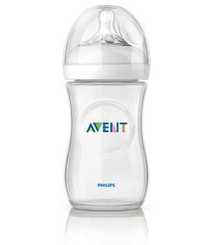AVENT - Láhev Natural PP 260 ml bez PBA