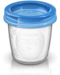 AVENT - VIA pohárky 180 ml - 5 ks NOVÉ