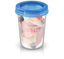 AVENT - VIA pohárky 240 ml - 5 ks NOVÉ