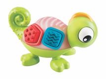 B-KIDS - Senzorický svítící Chameleon