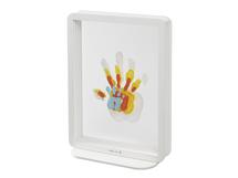 BABY ART - Rámeček Superposed Handprints White