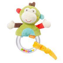 BABY Fehn - safari chrastítko opice