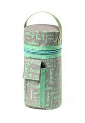 BABYONO - Ohřívač do auta - šedo-zelený