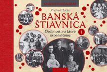 Banská Štiavnica - Osobnosti na ktoré sa pamätáme - Vladimír Bárta