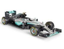 BBURAGO - Mercedes AMG Petronas W07 1:18 Hamilton BB18-18001H