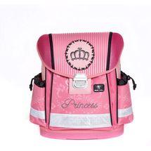 BELMIL - Školní batoh Princess-B + pytel na přezuvky