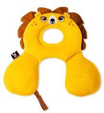 BenBat - Nákrčník s opěrkou hlavy (0-12 měsíců) - lev