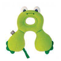 BENBAT- Nákrčník s opěrkou hlavy (0-12 měsíců) - žabka