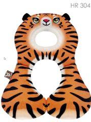 BenBat - Nákrčník s opěrkou hlavy (1-4 roky) - tygr