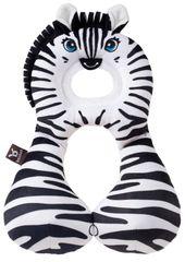 BENBAT - Nákrčník s opěrkou, Zebra