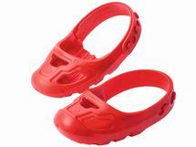 BIG - ochranné návleky na boty červené