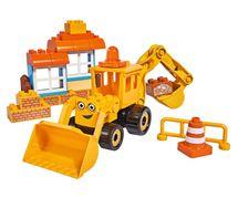BIG - PlayBig Bloxx Bořek Béďa žlutý bagr