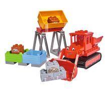 BIG - PlayBig Bloxx Bořek Max červený buldozer