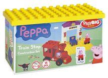 BIG - PlayBig Bloxx Peppa Pig železniční zMixávka