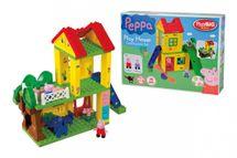 BIG - PlayBLOXX Peppa Pig Domeček na hraní