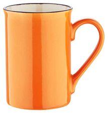BLAUMANN - Hrnek keramický 280ml pomerančová