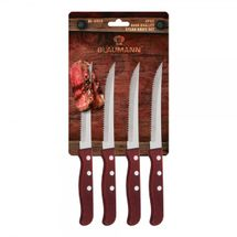 BLAUMANN - Nože steak, 4 - dílná sada, BL-5013