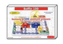 BOFFIN - Elektronická stavebnice 100 nová 2015