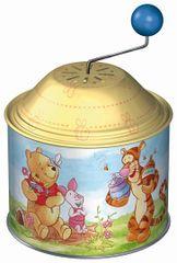 BOLZ - hudební strojek Medvídek Pooh 52753